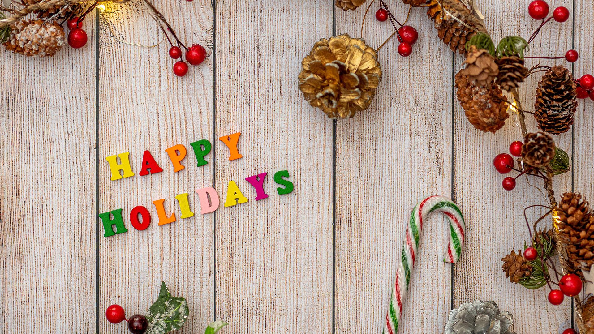 Happy Holidays from HealthGenYZ
