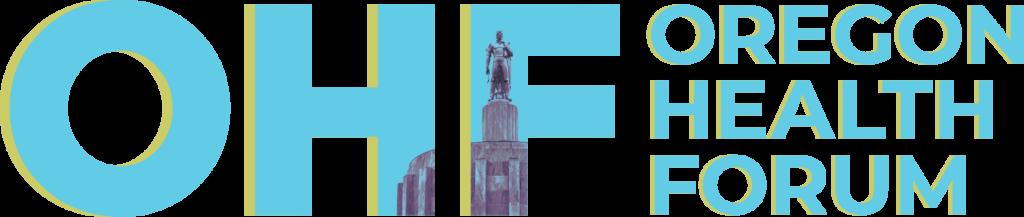 Oregon Health Forum logo